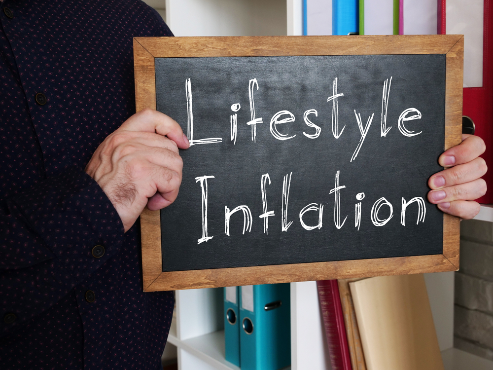 Lifestyle Inflation